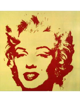 11.40 Golden Marilyn - Andy Warhol