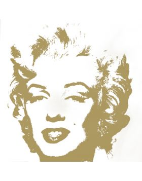 11.41 Golden Marilyn - Andy Warhol
