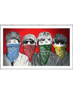 Beatles Bandidos (Red)
