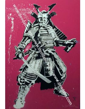 samurai di Mr. Savethewall