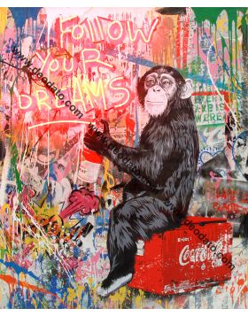 Everyday Life - Mr Brainwash