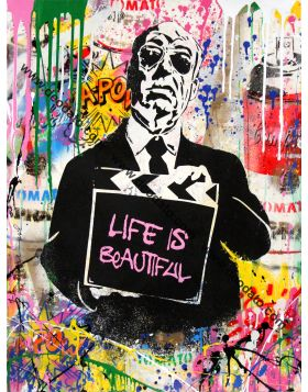 Hitchcock - Mr Brainwash