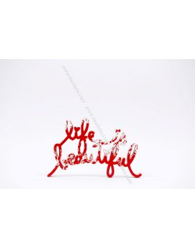 Life Is Beautiful - Red Splash Edition