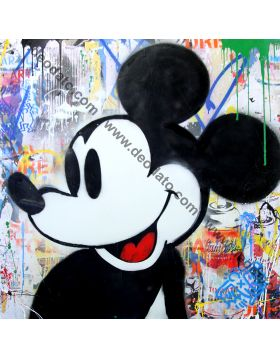 Mickey - Mr Brainwash