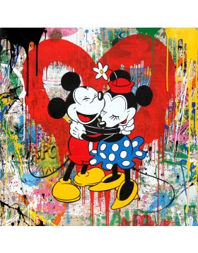 Mickey & Minnie - Mr Brainwash