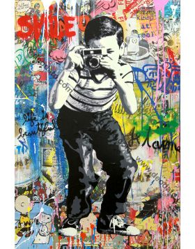 Smile - Mr Brainwash