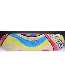 Original Skateboard - Occhi