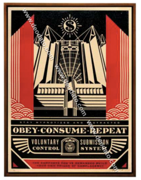 Church of Consumption - Obey