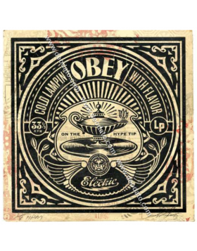 Cold Lampin' - Obey