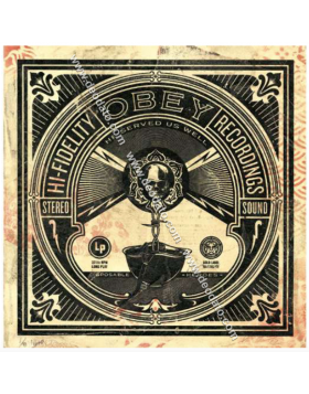 Disponsable Heroes - Obey