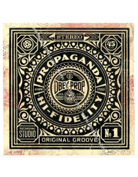 Original Groove - Obey