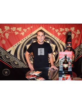 Cognac Hennessy by Shepard Fairey #Obey
