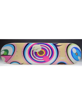 Skateboard Deck - Eyes