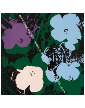 Flowers 11.64 - not by me - Warhol