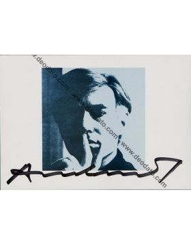 Autoritratto - Andy Warhol