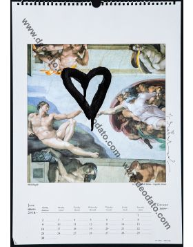 Michelangelo is beautiful - Mr Brainwash