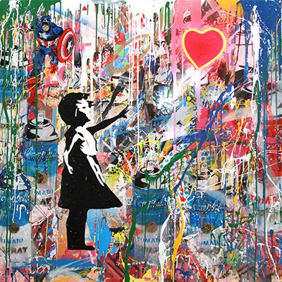 Banksy e Mr.Brainwash sono la stessa persona?