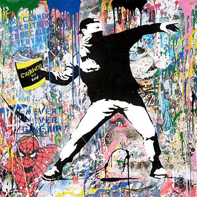 Dalla Pop alla Street Art - Fondazione Palmieri, Lecce