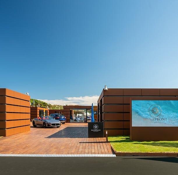 Opening Night Deodato Arte Porto Cervo @Waterfront Costa Smeralda