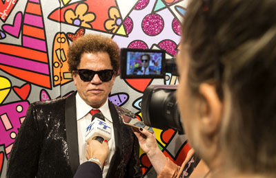 Romero Britto in Fraciacorta Outlet Village