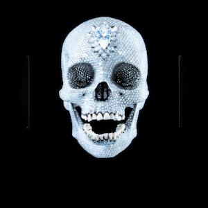 Opere di Damien Hirst in vendita presso la Galleria Deodato Arte