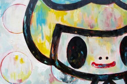 Tomoko Nagao: iridescent obsessions a cura di Paolo Campiglio e Christian Gangitano  27 settembre – 27 ottobre 2018 inaugurazione mercoledì 26 settembre, ore 18.30