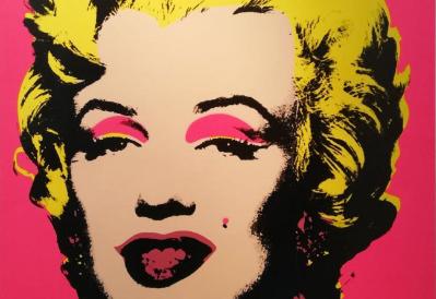 Andy Warhol Opere Marilyn Monroe