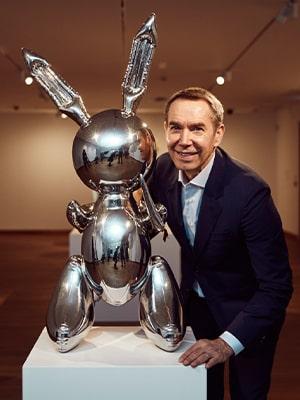 Artista in cui Investire 2020 - Jeff Koons
