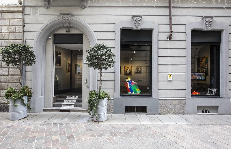 Galleria d'Arte a Como di Deodato Arte