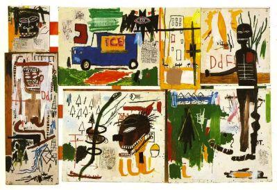 Basquiat: Opere di Jean-Michel Basquiat