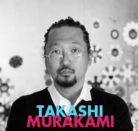 Takashi Murakami Artista e Pittore Pop Art Giapponese