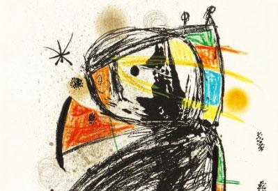 Joan Miró: Opere in Vendita con Prezzi, Quotazioni