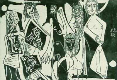 Pablo Picasso: Quadri Opere Originali, Vendita con Valore e Prezzi