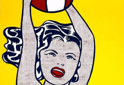 Roy Lichtenstein: Opere d'Arte Pop Art di Roy Lichtenstein Pittore